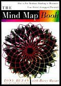 The Mind Map Book: How to Use Radiant Thinking to Maximize Your Brain's Untapped Potential Cover