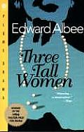 Three Tall Women (Plume Drama) Cover