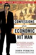 Confessions of an Economic Hit Man Cover