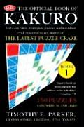 Official Book Of Kakuro Book 1