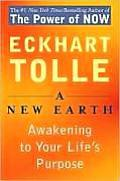 A New Earth: Awakening to Your Life's Purpose Cover