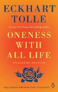 Oneness with All Life: Inspirational Selections from a New Earth, Treasury Edition Cover