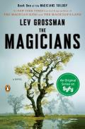The Magicians book Cover Lev Grossman Paperback