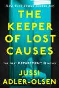 The Keeper of Lost Causes: A Department Q Novel Cover