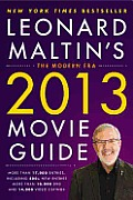 Leonard Maltin's 2013 Movie Guide: The Modern Era (Leonard Maltin's Movie Guide) Cover