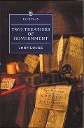 Two Treatises of Government Two Treatises of Government