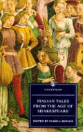 Italian Tales From The Age Of Shakespear