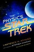 The Physics of Star Trek Cover