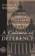 Culture of Deference: Congress's Failure of Leadership in Foreign Policy
