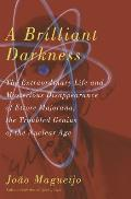 A Brilliant Darkness: The Extraordinary Life and Mysterious Disappearance of Ettore Majorana, the Troubled Genius of the Nuclear Age Cover