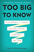 Too Big To Know (12 Edition) Cover