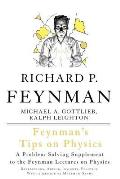Feynmans Tips on Physics Reflections Advice Insights Practice