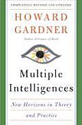 Multiple Intelligences: New Horizons