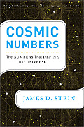 Cosmic Numbers The Numbers That Define Our Universe