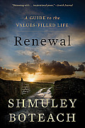 Renewal: A Guide to the Values-Filled Life Cover