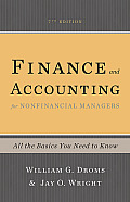 Finance and Accounting for Nonfinancial Managers: All the Basics You Need to Know