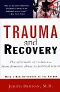 Trauma & Recovery Rev Edition Cover