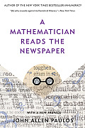 Mathematician Reads the Newspaper