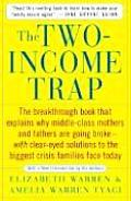Two Income Trap The Breakthrough Book