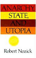 Anarchy State and Utopia Cover