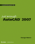 Just Enough AutoCAD 2007 Cover