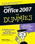 Microsoft Office 2007 for Dummies