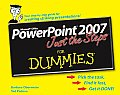 Powerpoint2007 Just the Stepsfor Dummies (For Dummies)