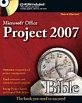 Microsoft Project 2007 Bible Cover