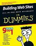 Building Web Sites All-In-One Desk Reference for Dummies (For Dummies)