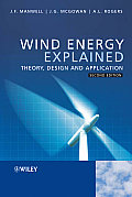 Wind Energy Explained Theory Design & Application 2nd Edition