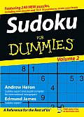 Sudoku for Dummies Volume 2