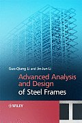 Advanced Analysis and Design of Steel Frames