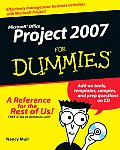 Microsoft Project 2007 for Dummies (For Dummies)