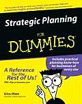 Strategic Planning for Dummies (For Dummies)