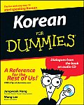 Korean for Dummies (For Dummies)