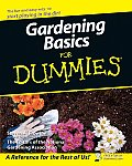 Gardening Basics for Dummies (For Dummies)
