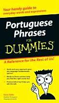 Portuguese Phrases for Dummies (For Dummies)