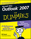 Microsoft Office Outlook 2007 for Dummies