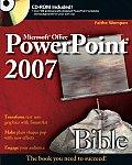 Microsoft PowerPoint 2007 Bible
