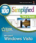 Windows Vista (Top 100 Simplified: Tips & Tricks)