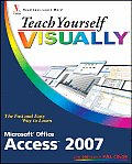 Teach Yourself Visually Microsoft Office Access 2007 Cover