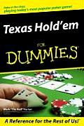Texas Hold'em for Dummies (For Dummies)