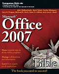 Microsoft Office 2007 Bible