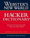 Webster's New World Hacker Dictionary Cover