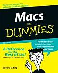 Macs for Dummies (For Dummies)