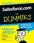 Salesforce.com For Dummies 2nd Edition