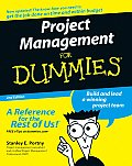 Project Management For Dummies 2nd Edition