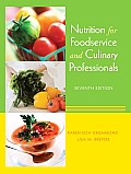 Nutrition for Foodservice and Culinary Professionals Cover