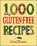 1,000 Gluten-Free Recipes Cover