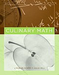 Culinary Math (3RD 07 Edition)